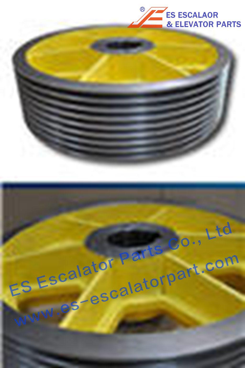 Thyssenkrupp Traction Sheave 200159593