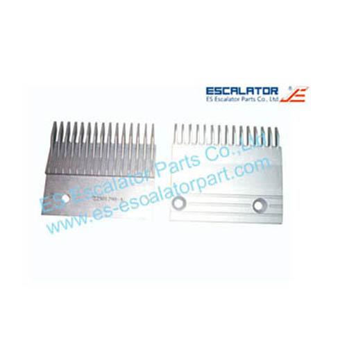 ES-HT033 ESHitachi Comb Plate 22501790A