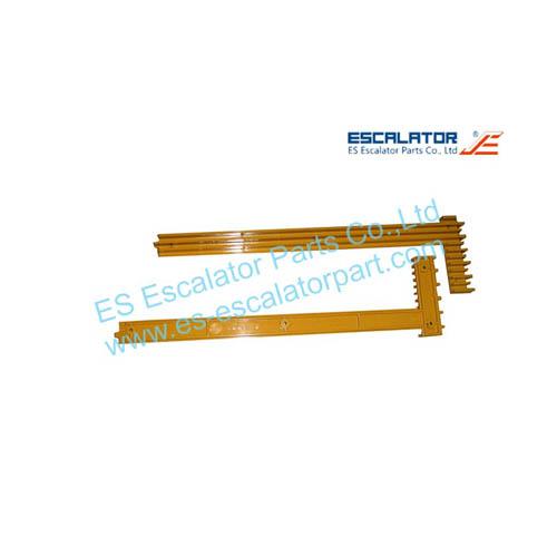 ESMitsubishi Escalator YS013B522-1 Step Demarcation
