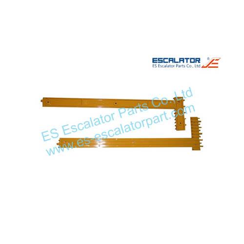 ESMitsubishi Escalator YS013B521 Step Demarcation