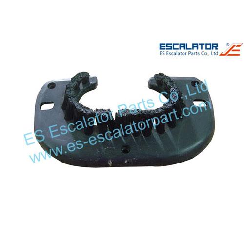 ES-OTZ02 510 Handrail INsert Guard With Brush