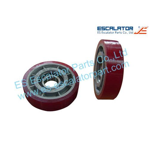 ES-C0009B Driver Roller 6206RS