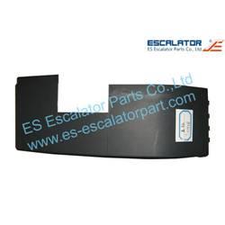 ES-SC067 Schindler 9300 Handrail Inlet SMV405794 LHS
