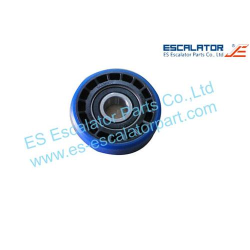 ES-OTP81 Step Chain Roller 6204