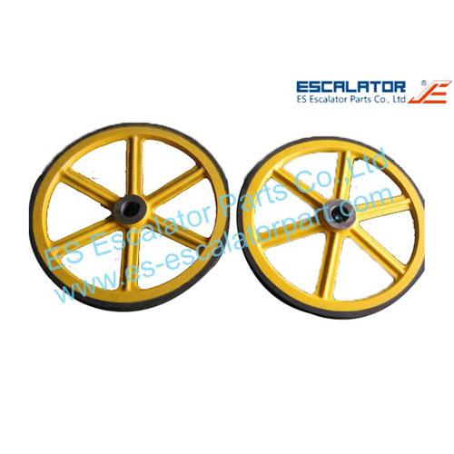 ES-OTP88 Faction Wheel