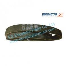 ES-OTZ48 OTIS Handrail V belt GCA171D1