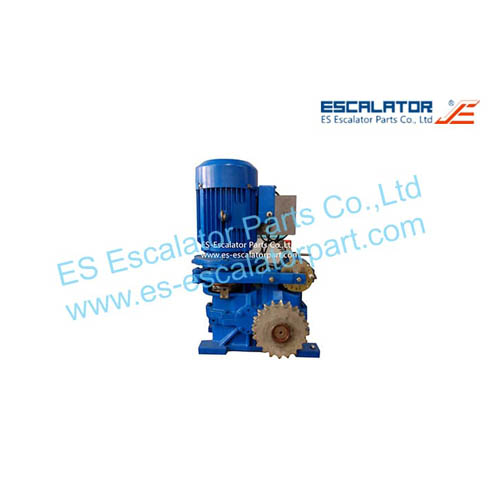 ES-OTP13 Gear Box EC-SW