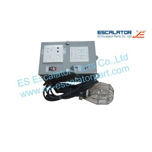 ES-HT072 ESHitachi Inspection Box 220V-10A36V3A50HZ35