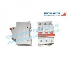 ES-SC104 Schindler Power Switch BKN D16A