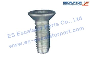 ES-SC204 Schindler Thread Rolling CSK Screw SCS242006