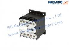 ES-SC246 Schindler Auxiliary Contactor NEA462657