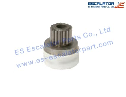 ES-SC358 Schindler Brake Motor Pinion Assembly SWT242009