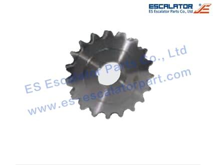 ES-SC389 Schindler Sprocket SWT247851