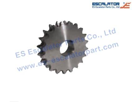 ES-SC391 Schindler Drive Sprocket SWT770404