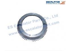 ES-SC392 Schindler Drive Sprocket SWK770789