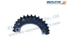 ES-SC393 Schindler Split Sprocket SWK770019