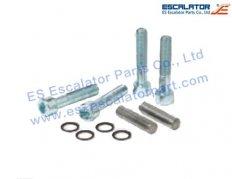 ES-SC396 Schindler Sprocket Pin Replacement Kit 9300/10 CLQ3834