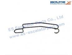 ES-SC419 Schindler Fixing Spring SDH392124
