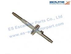 ES-SC423 Schindler Handrail Drive Shaft Complete SCH437470