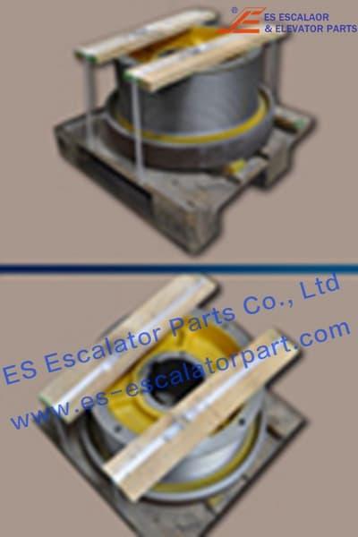 Thyssenkrupp Traction Sheave 200023716