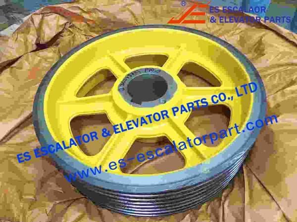 Thyssenkrupp Traction Sheave 200229309