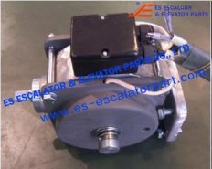 Thyssenkrupp  Brake device 200233016