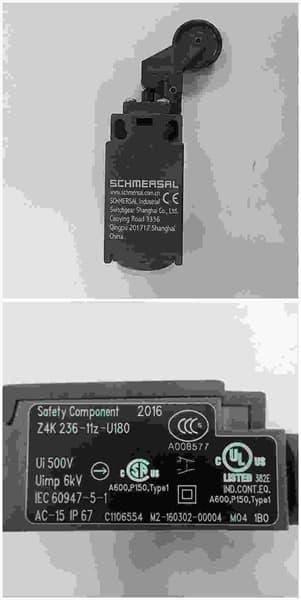 Thyssenkrupp Stroke Switch 200462441