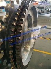 ThyssenKrupp Drive Chain Wheel 4016050000