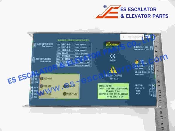 ESThyssenkrupp Eshine Door Machine Inverter 200368460