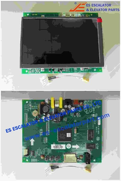 7 Color LCD Horizontal 200287083