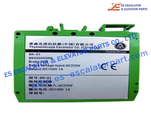 Brake Voltage Regulation Borad 8605000066