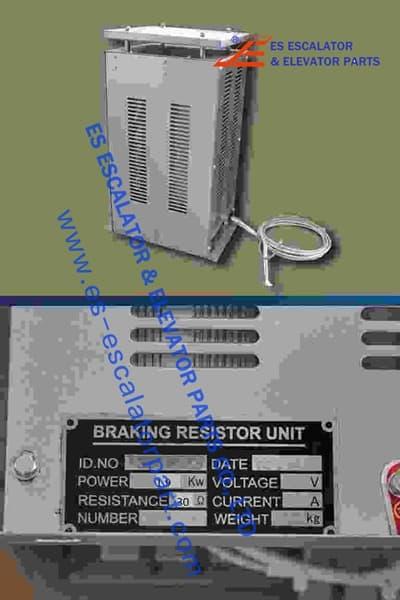 Thyssenkrupp Resistor Box 200184638