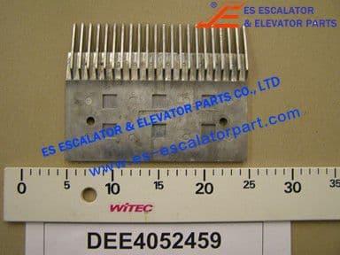 KONE DEE4052459 Comb Plate-WALKWAY(CENTRE)SILVER