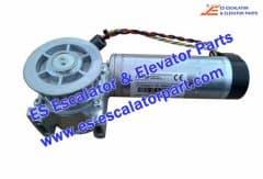 OTIS Elevator Door Motor FAA24350BL1