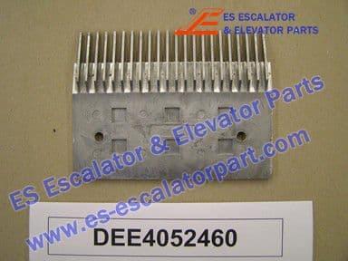 KONE DEE4052460 Comb Plate-WALKWAY(LEFT)SILVER