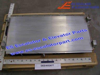KONE DEE4052677 Comb Plate COMPL. E3X