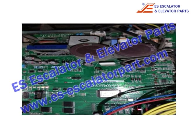 HYUNDAI Elevator Door Inverter board DI-INT-7A-M