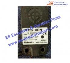HYUNDAI Interruptor de Proximidad de Ascensor PF125-8DN