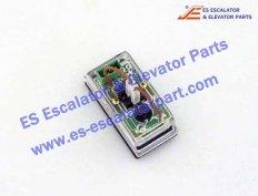 OTIS TXA7069AF23 Pulsador de elevador Para Controlador de Mó