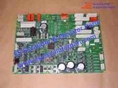 OTIS GDA26800KA50 Printed circuit TCBC