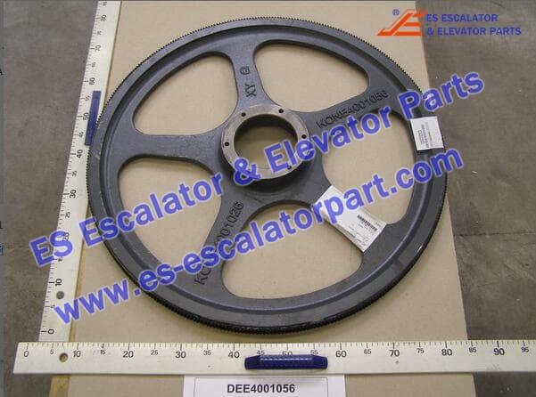 KONE Escalator Friction Wheel DEE4001056