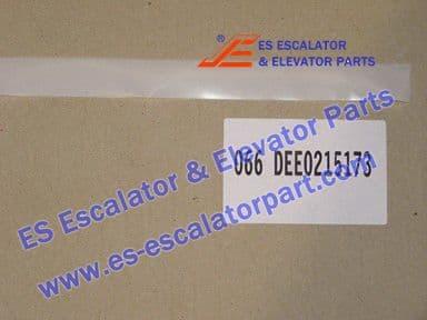 KONE DEE0215173 FLAT STEEL 25X0.25MM TEFLON P/MTR