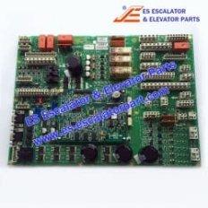 OTIS GEA26800LJ10 Electronic GECB board