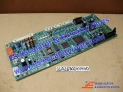OTIS GCA26800KV440 Board MCB IIIX_LK11 SANS