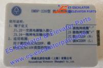 THYSSENKRUPP EMBP-220 brake control device