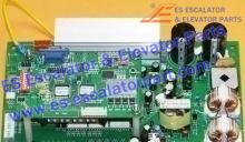 Hitachi SF2-DSC-1200Placa de Control de Puerta de Automovil