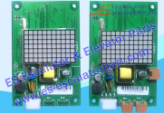 Hitachi BX-SCL-C3 HP dislay board