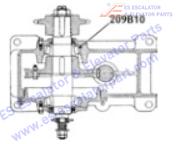 209B10 Machines Bearing Main Drive Shaft 2 per Machine