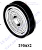 OTIS 290AX2 Rollers
