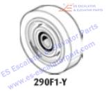 OTIS 290F1-Y Rollers